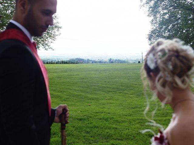 Le mariage de Louis et Audrey à Guéreins, Ain 14