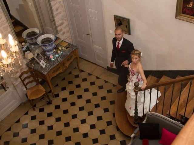 Le mariage de Louis et Audrey à Guéreins, Ain 17