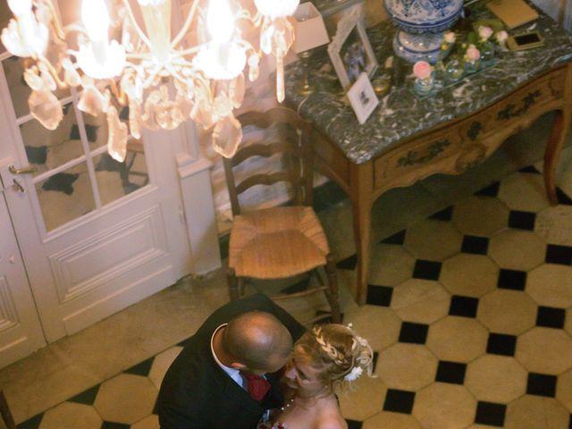 Le mariage de Louis et Audrey à Guéreins, Ain 19