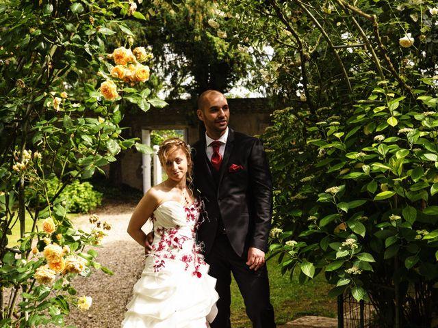 Le mariage de Louis et Audrey à Guéreins, Ain 21