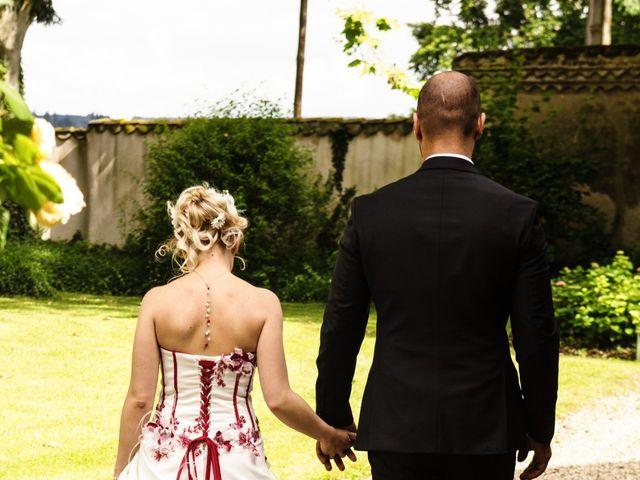 Le mariage de Louis et Audrey à Guéreins, Ain 22