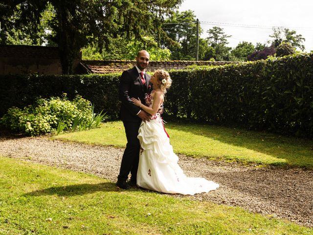 Le mariage de Louis et Audrey à Guéreins, Ain 23