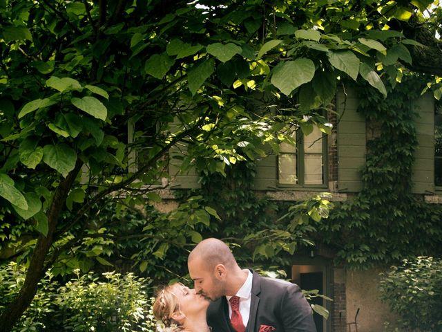 Le mariage de Louis et Audrey à Guéreins, Ain 24