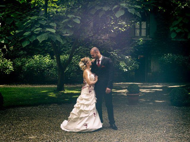 Le mariage de Louis et Audrey à Guéreins, Ain 25