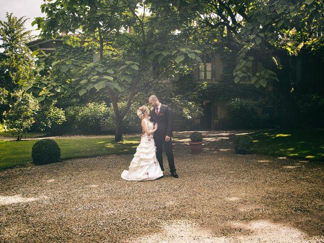 Le mariage de Louis et Audrey à Guéreins, Ain 26