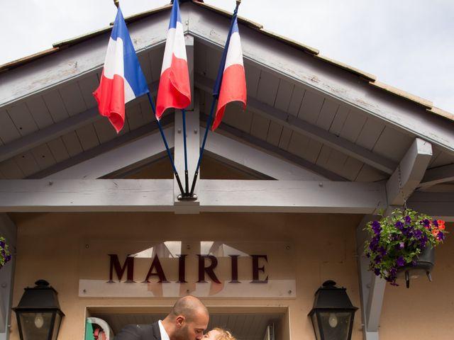 Le mariage de Louis et Audrey à Guéreins, Ain 29