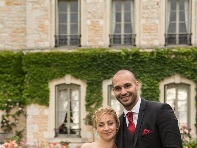 Le mariage de Louis et Audrey à Guéreins, Ain 30