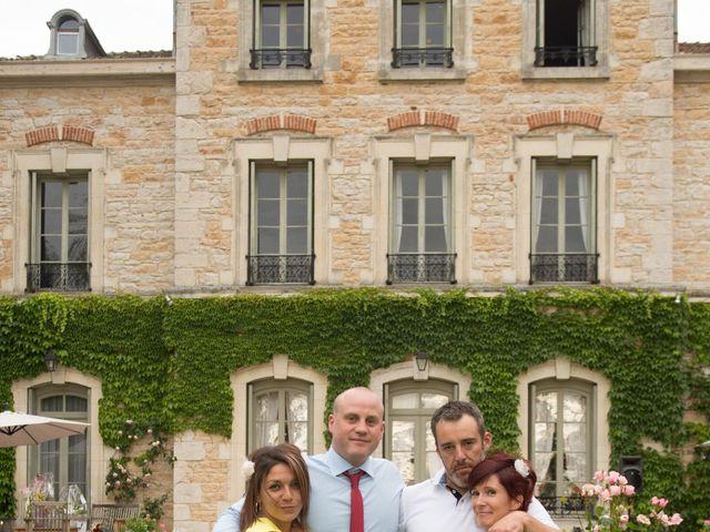 Le mariage de Louis et Audrey à Guéreins, Ain 31