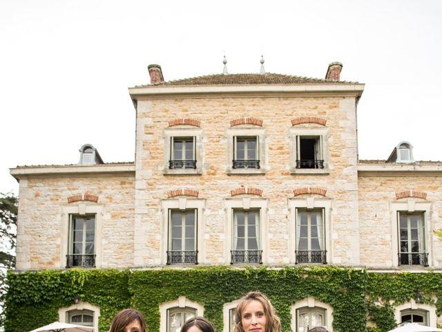 Le mariage de Louis et Audrey à Guéreins, Ain 34