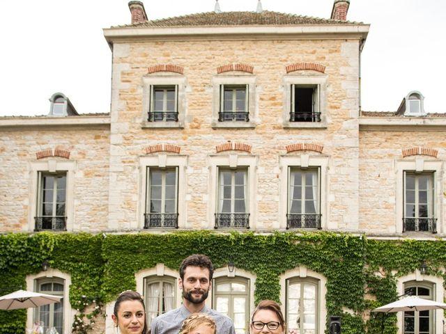 Le mariage de Louis et Audrey à Guéreins, Ain 35