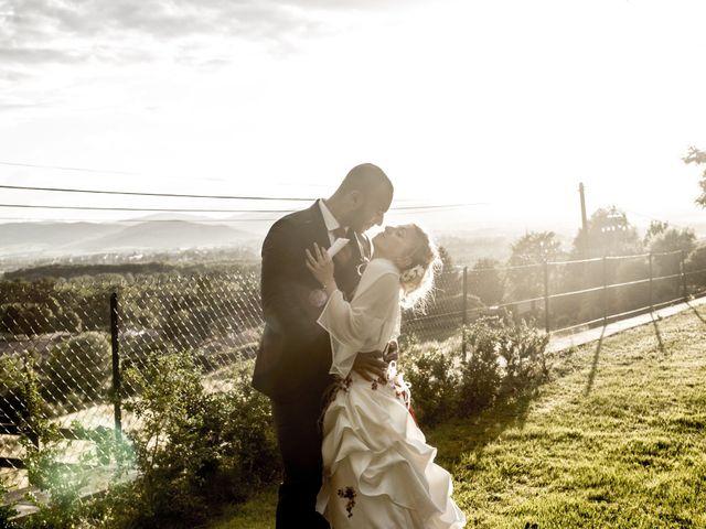 Le mariage de Louis et Audrey à Guéreins, Ain 38