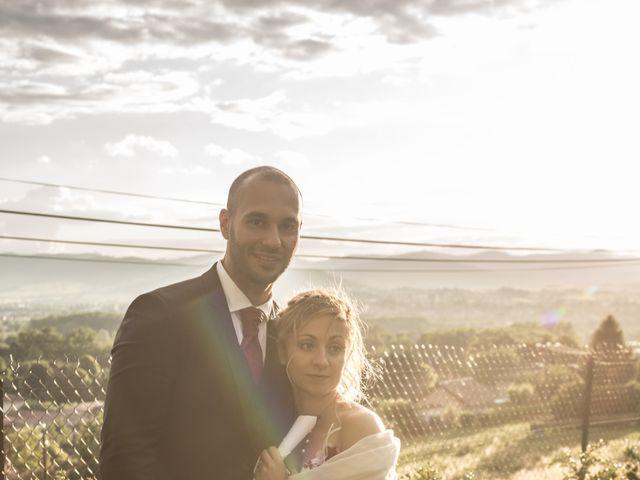 Le mariage de Louis et Audrey à Guéreins, Ain 39