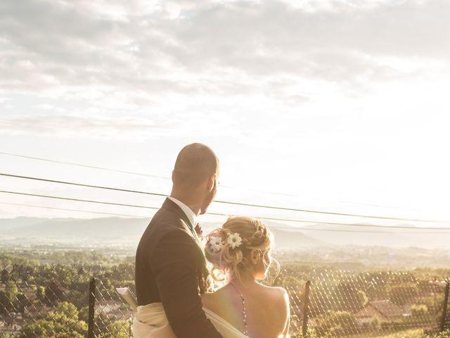 Le mariage de Louis et Audrey à Guéreins, Ain 40