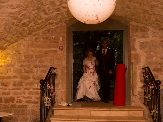 Le mariage de Louis et Audrey à Guéreins, Ain 44