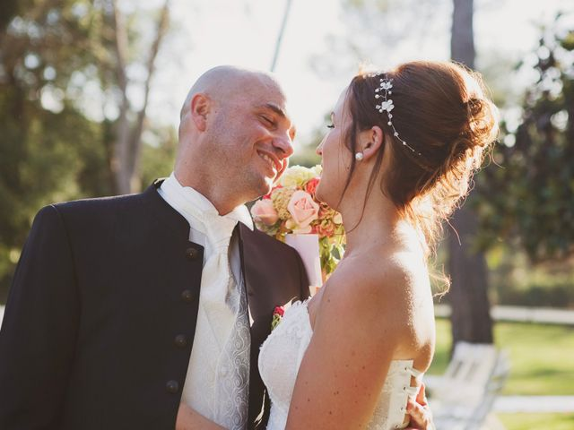 Le mariage de Maxime et Kathleen à Valbonne, Alpes-Maritimes 13