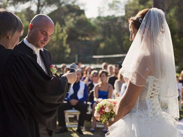 Le mariage de Maxime et Kathleen à Valbonne, Alpes-Maritimes 18