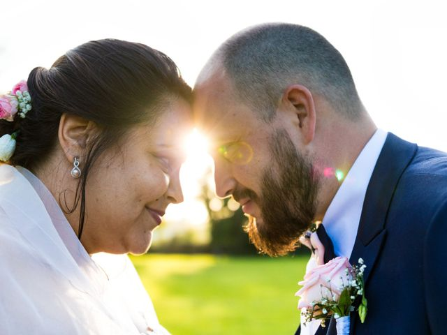 Le mariage de Aline et Julien