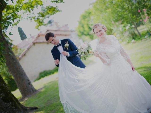 Le mariage de Thomas et Céline à Périgueux, Dordogne 8