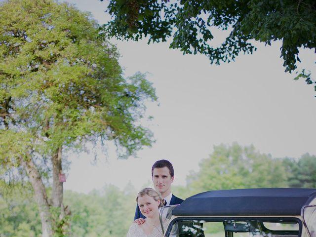 Le mariage de Thomas et Céline à Périgueux, Dordogne 10