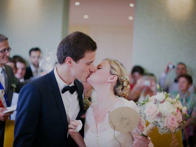 Le mariage de Thomas et Céline à Périgueux, Dordogne 15