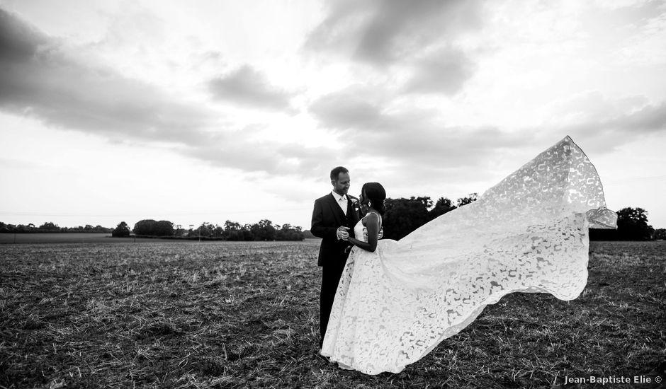 Le mariage de Nicolas et Astrid à Les Molières, Essonne