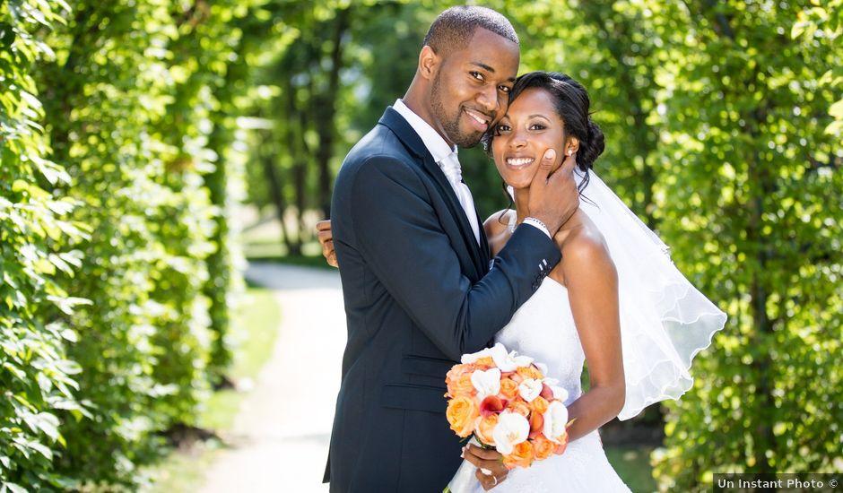 Le mariage de Gaël et Séverine à Colombes, Hauts-de-Seine