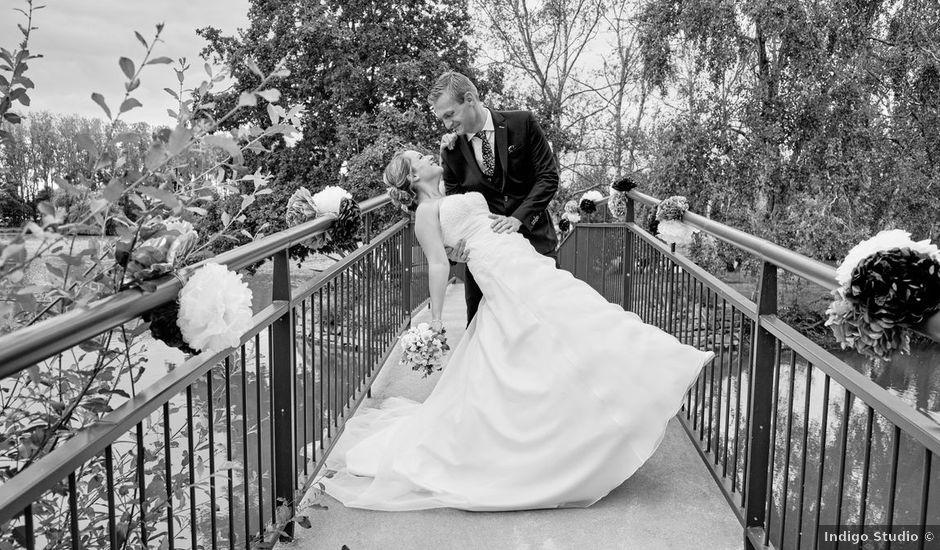 Le mariage de Benoit et Alexia à Ligné, Loire Atlantique