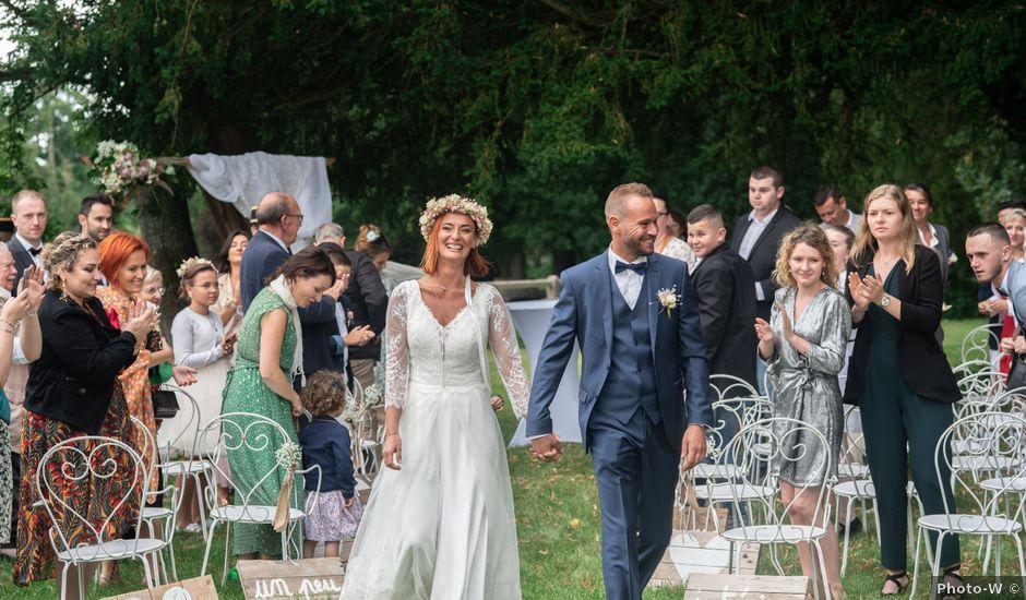 Le mariage de Jérome et Marion à Recques-sur-Hem, Pas-de-Calais