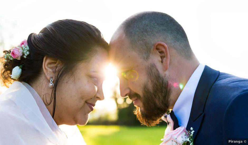 Le mariage de Julien et Aline à Magny-Cours, Nièvre