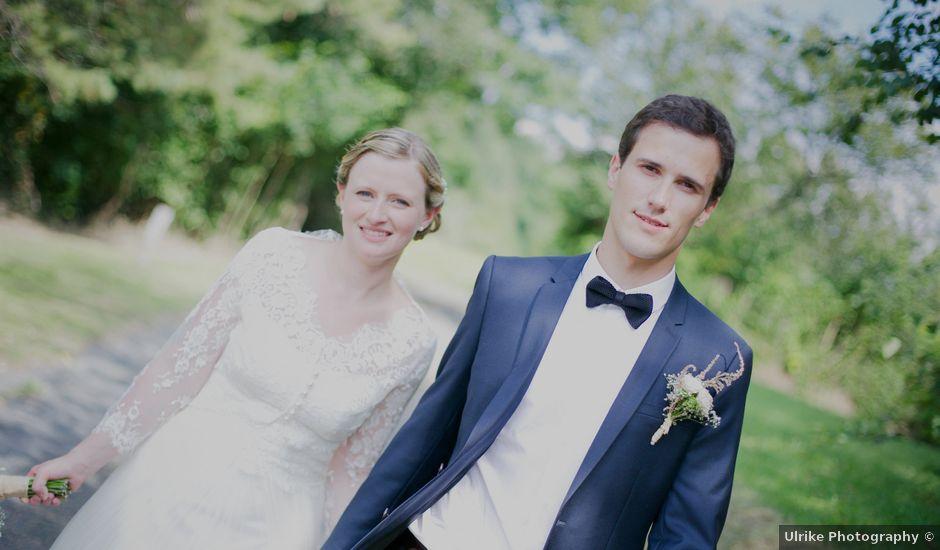 Le mariage de Thomas et Céline à Périgueux, Dordogne