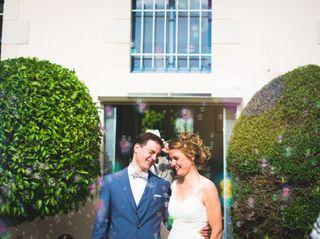 Le mariage de Leslie et Jean-Camille