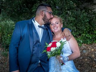 Le mariage de Chantal et Grégory