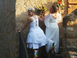 Le mariage de Manuella et Noëlle