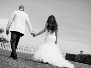 Le mariage de Melissa et Omar