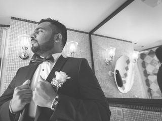 Le mariage de Claudine et Dhinesh 3