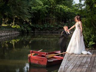 Le mariage de Carine et Frederic