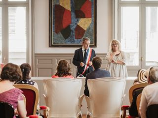 Le mariage de Gabriela et Antoine 1