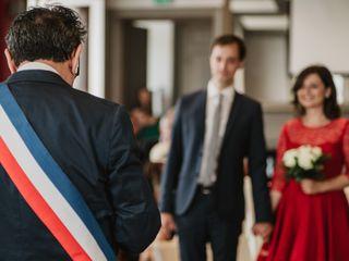 Le mariage de Gabriela et Antoine 3