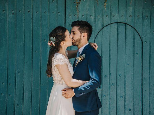 Le mariage de Thomas et Virginie à Palaja, Aude 34