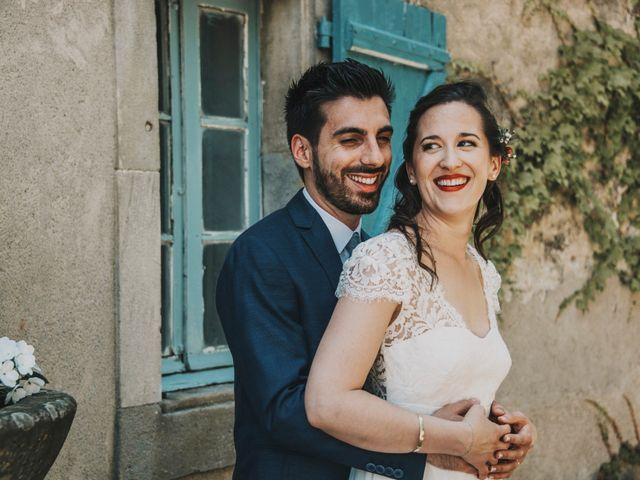 Le mariage de Thomas et Virginie à Palaja, Aude 35