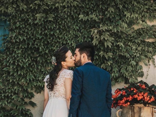Le mariage de Thomas et Virginie à Palaja, Aude 36