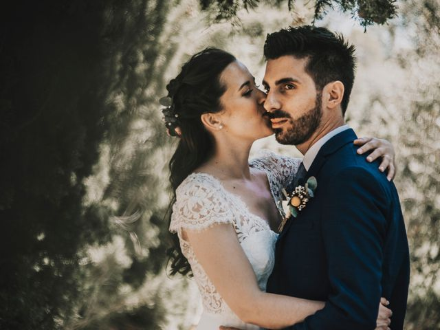 Le mariage de Thomas et Virginie à Palaja, Aude 37