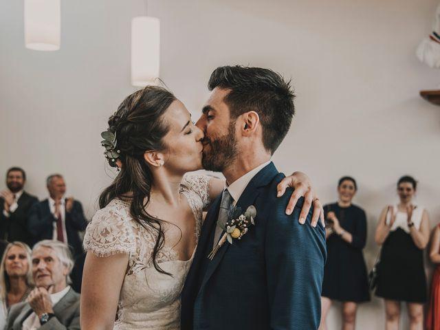 Le mariage de Thomas et Virginie à Palaja, Aude 40