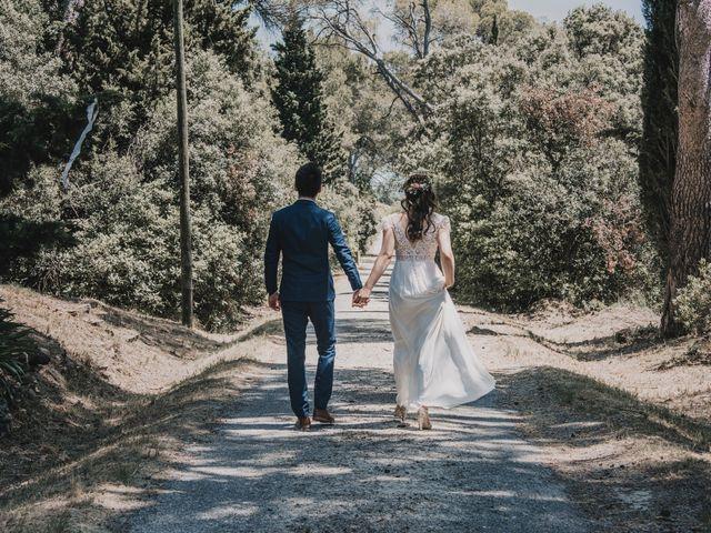 Le mariage de Thomas et Virginie à Palaja, Aude 33