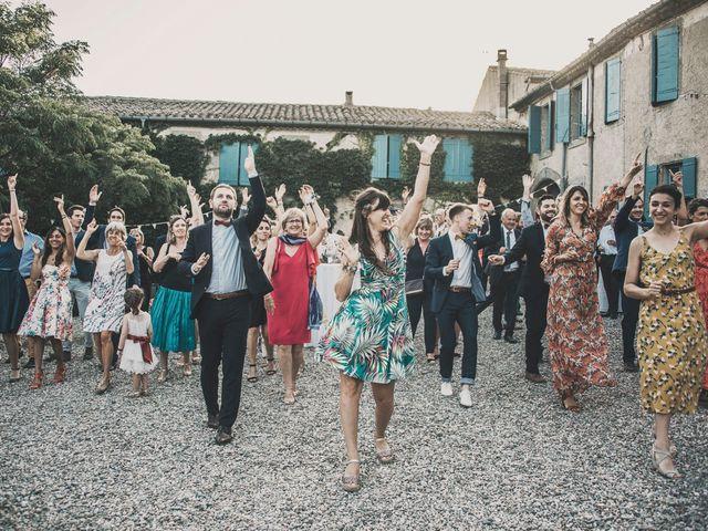 Le mariage de Thomas et Virginie à Palaja, Aude 50
