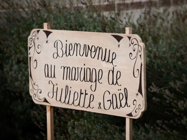 Le mariage de Gael et Juliette à Ambillou, Indre-et-Loire 12