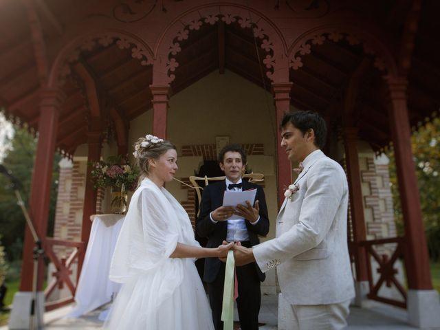 Le mariage de Gael et Juliette à Ambillou, Indre-et-Loire 26
