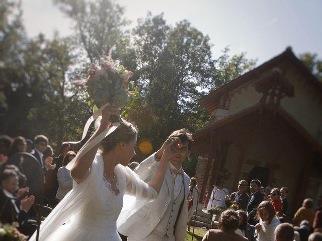 Le mariage de Gael et Juliette à Ambillou, Indre-et-Loire 32