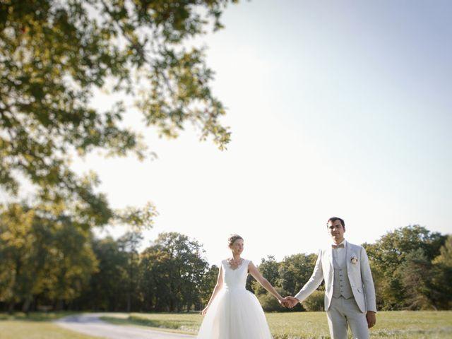 Le mariage de Gael et Juliette à Ambillou, Indre-et-Loire 35