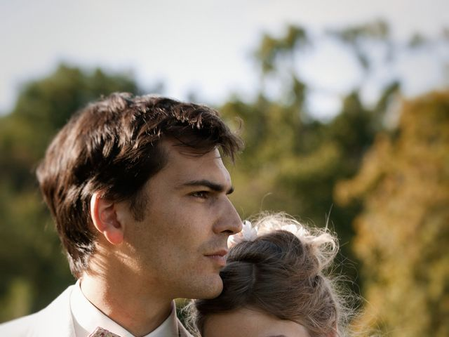 Le mariage de Gael et Juliette à Ambillou, Indre-et-Loire 37